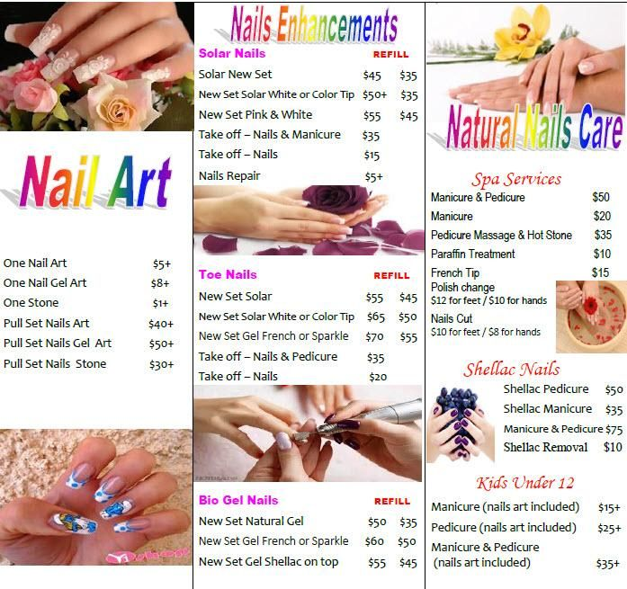 Beautiful Nails Art & Spa